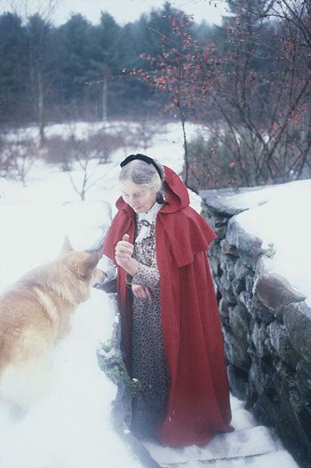 Red Riding Hood. Tasha Tudor