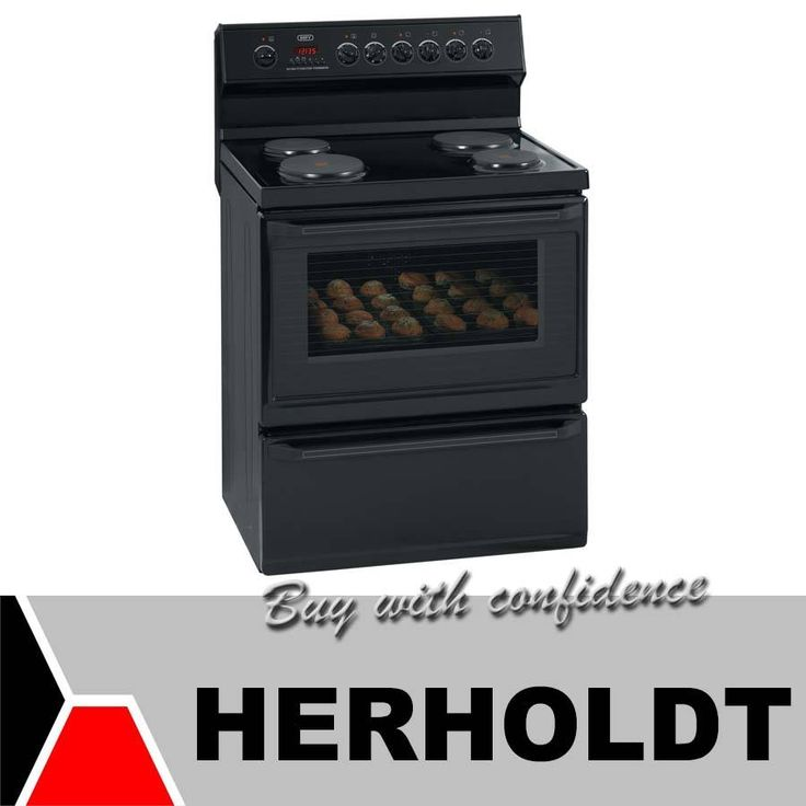 Defy is a reliable manufacturer of household products, Herholdts Group  stock a wide range of Defy stoves and appliances. Contact us for more  information or ...