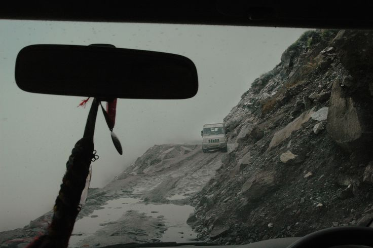 To Manali from Leh