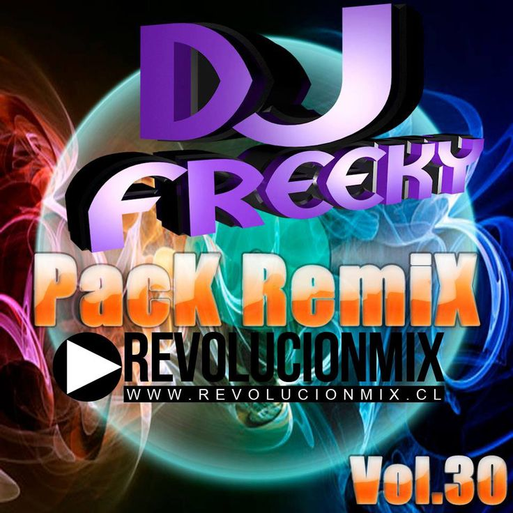 descarga PACK REMIX N° 30 - DJ FREEKY ~ Descargar pack remix de musica gratis   La Maleta DJ gratis online