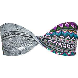 tribal print bikini top. so cute!