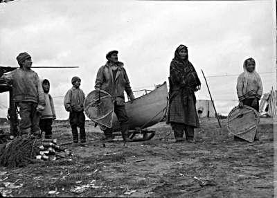 La famille Johnny Piastitude se prépare pour la chasse (1941)