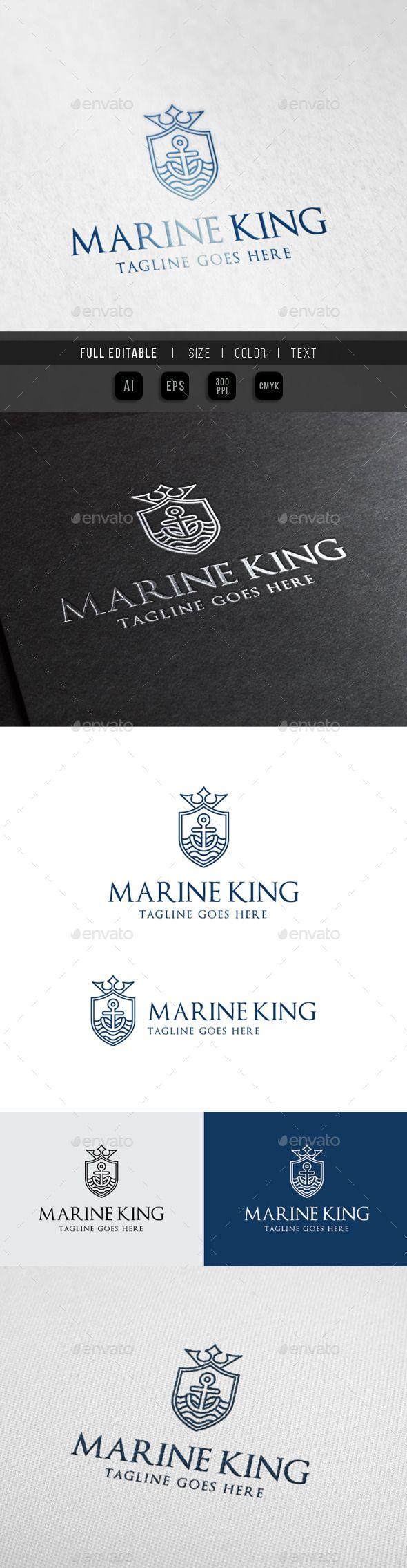 Marine King - Royal Ocean Template #design Download: http://graphicriver.net/item/marine-king-royal-ocean/10111470?ref=ksioks