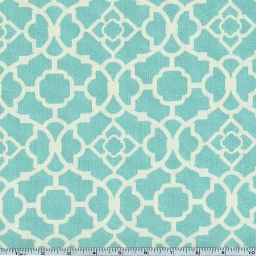 Robins Egg Blue Fabrics Tie In To Kitchen Robins Egg