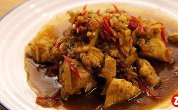 Chicken Kecap Recipe
