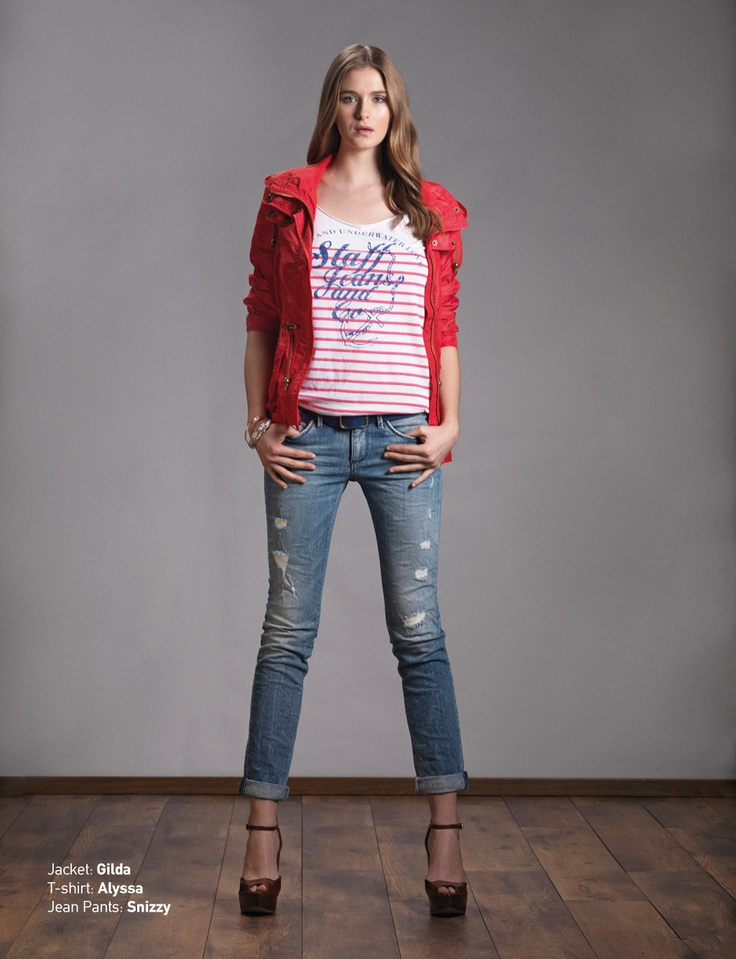 Jeans And Tshirt Look For Women