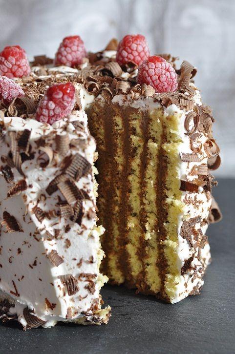 Recette de gâteau jaune faible en gras