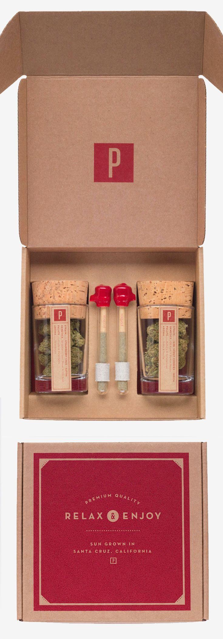A Premium Cannabis Subscription Club: Potbox http://ptbx.co/qc #mmj #cannabis…