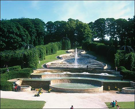 The Alnwick Garden.  See these stunning images of the Grand Cascade, Treehouse and the Poison Garden at The Alnwick Garden, a wonderful day out for all ages. View the dedicated board here ->  http://pinterest.com/northumberlandc/the-alnwick-garden/