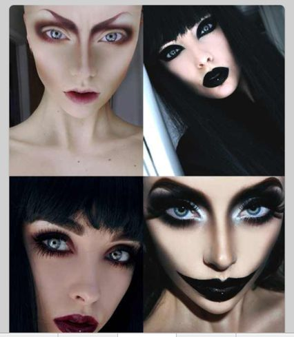 174 best images about Sewn Lips/Living Doll/Marionette on - Amazing Costume Makeup