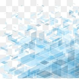 Multilayer Technology Background Blue Hexagons, Blue, Science And Technology, Three Dimensional PNG Transparent Clipart Image and PSD File for Free Download