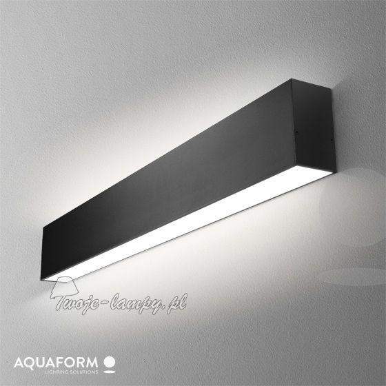 Aquaform set tru led hermetic kinkiet matt 26363ev - Technicze listwy i podłużne - Lampy ścienne i kinkiety -  Sklep Twoje-lampy.pl