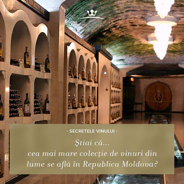 1,5 milioane de sticle de vin, într-o galerie de mai mult de 20 km - sau cea mai mare colecție de vin, aflată la Mileștii Mici!