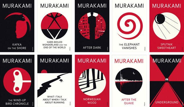 Murakami covers