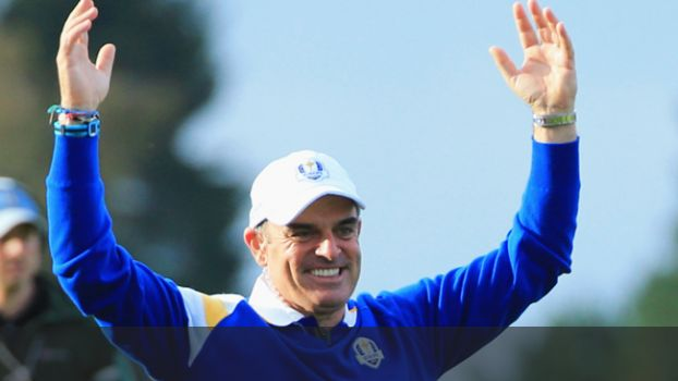 EUROPE WIN THE RYDER CUP!