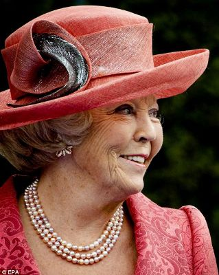 Princess Beatrix, October 5, 2013 | The Royal Hats Blog