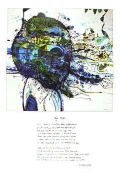 My favourite artist, John Olsen!
