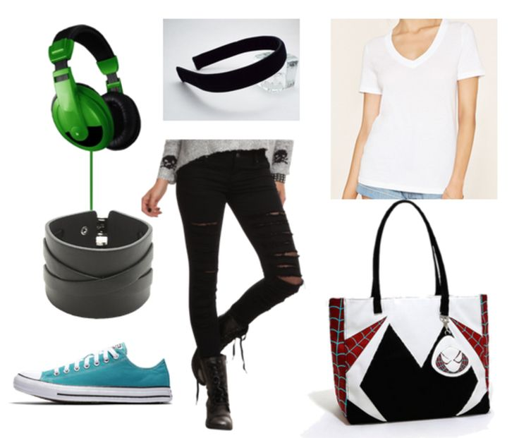 3 Outfits Inspired by the Women of Spider-Man - College Fashion