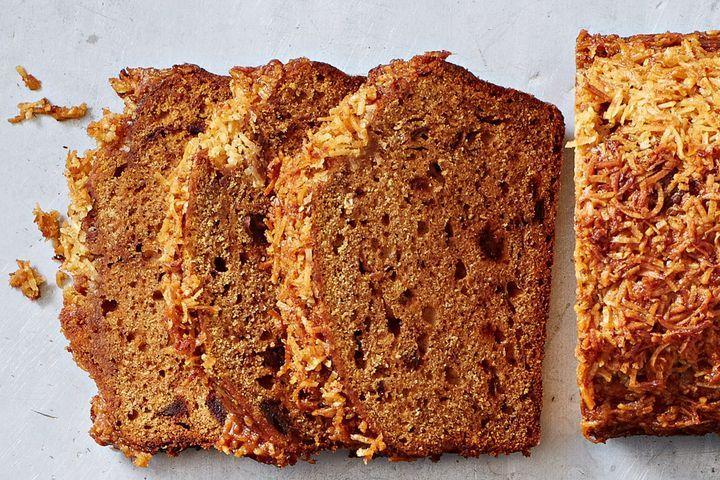 Lumberjack bread