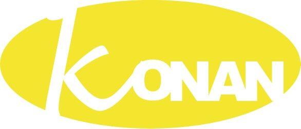 Konan adalah projek teman saya yang logonya saya desainkan.... tolong kasih saran dan masukan ya guys!
