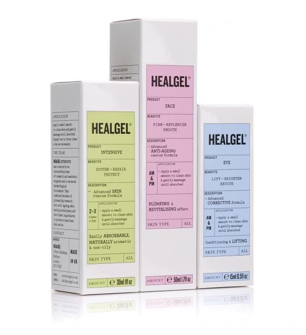 Packaging: Healgel « BP Logo, Branding, Packaging & Opinion by Richard Baird