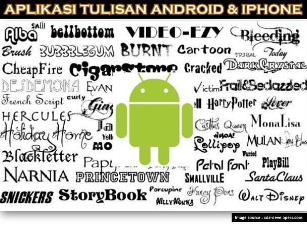 13 Ilustrasi Gambar Tulisan Keren 21 Aplikasi Tulisan Di Hp Android Dan Iphone Terbaik From Jurnalmanajemen Com 92 Gambar Ilust Android Tulisan Tulisan Huruf