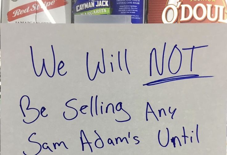 The Sam Adams Twitter Account Just Murdered An Atlanta Gas Station Owner With Incredible Comeback