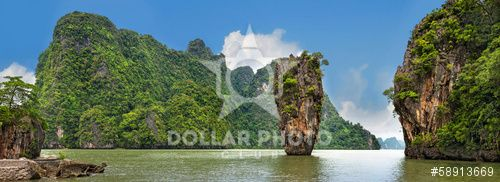 http://www.dollarphotoclub.com/stock-photo/Ao Phang - nga National Park in Thailand 2/58913669 Dollar Photo Club millions of stock images for $1 each