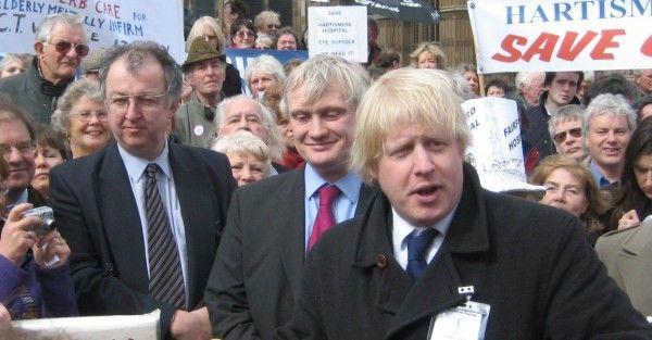 脫歐大將Boris Johnson,圖片來源:https://www.wikiwand.com/en/Boris_Johnson