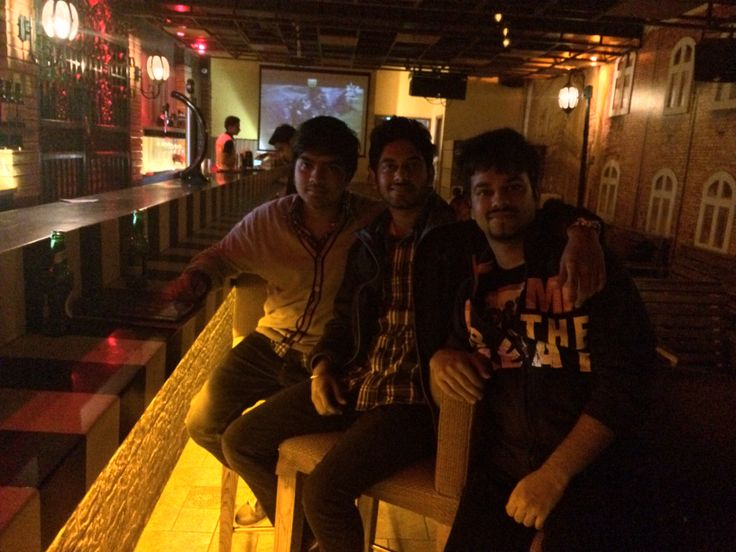 Bar.king Street, CP New Delhi