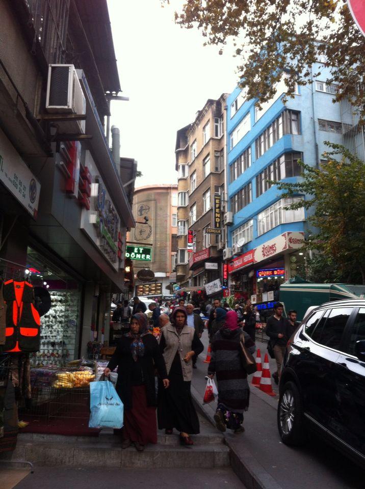 On the way to #grandbazaar #istanbul #turki