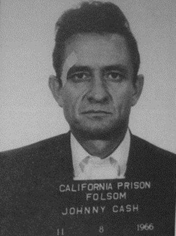 Folsom Prison mugshot