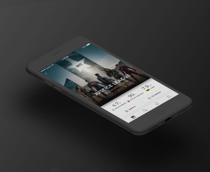 We are pleased to present website of our new project Raters App.  Raters is a simple and fun way to discover great movies based on reviews from people you trust. As a film buff, you can save movies to your watch list, share your favorite ones with friends, and keep track of what others are watching. http://ratersapp.com/ #iondigi #iondigital #raters #web