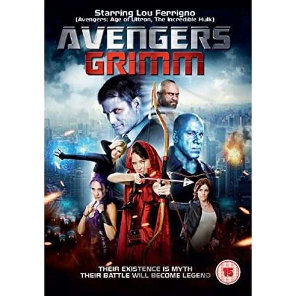 http://ift.tt/2dNUwca | Avengers Grimm DVD | #Movies #film #trailers #blu-ray #dvd #tv #Comedy #Action #Adventure #Classics online movies watch movies  tv shows Science Fiction Kids & Family Mystery Thrillers #Romance film review movie reviews movies reviews