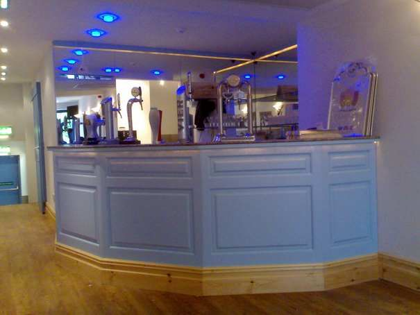 Bar Ideas Mdf Wall Panelling By Wall Panels Uk