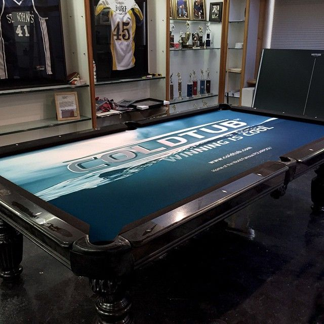 Pool Table Cloth Replacement Kit: Best 25+ Custom Pool Tables Ideas On Pinterest
