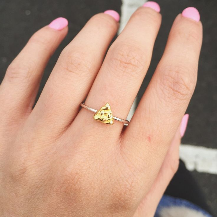Rock N Rose Emoji Rings Will Help You Embrace The Emoticon Trend While Staying Chic