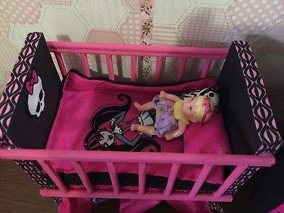 88 mejores imágenes de barbie nursery furniture for baby doll en ...