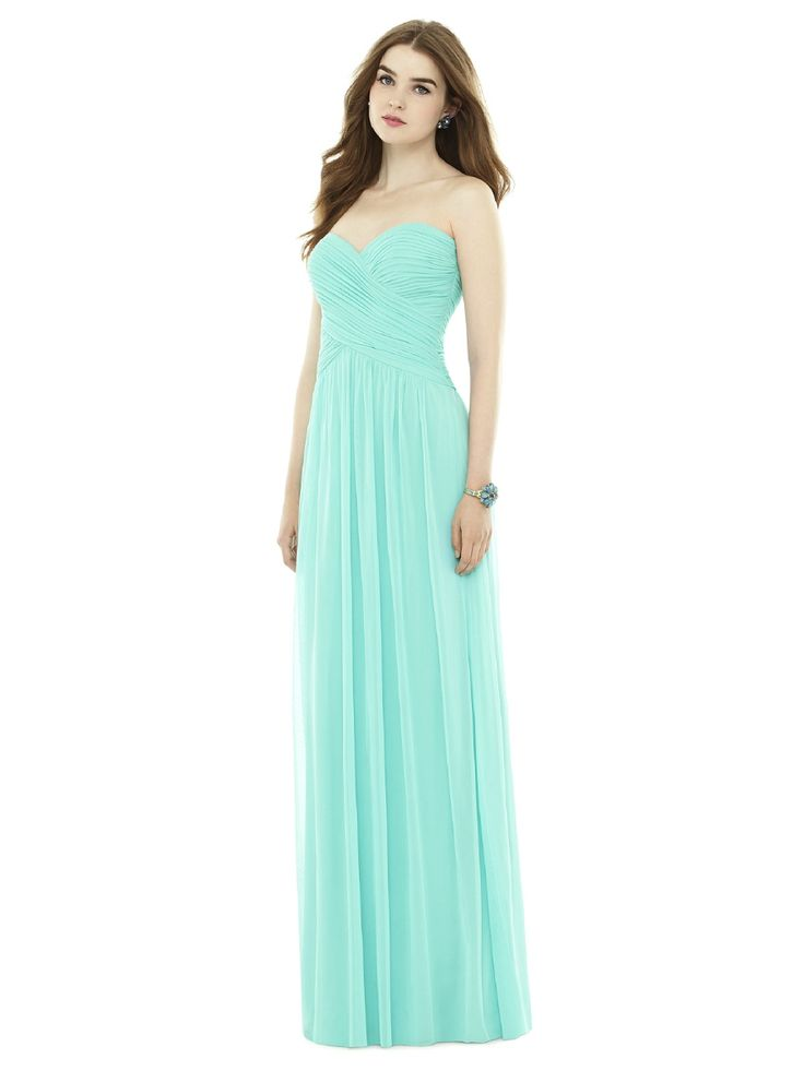 ALFRED SUNG BRIDESMAID DRESSES|ALFRED SUNG DRESSES D 721|THE DESSY GROUP|AFFORDABLE DRESSES - ALFRED SUNG