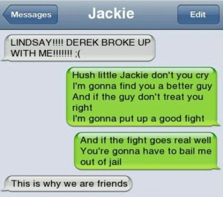 Funny texts friends boyfriends 45 ideas