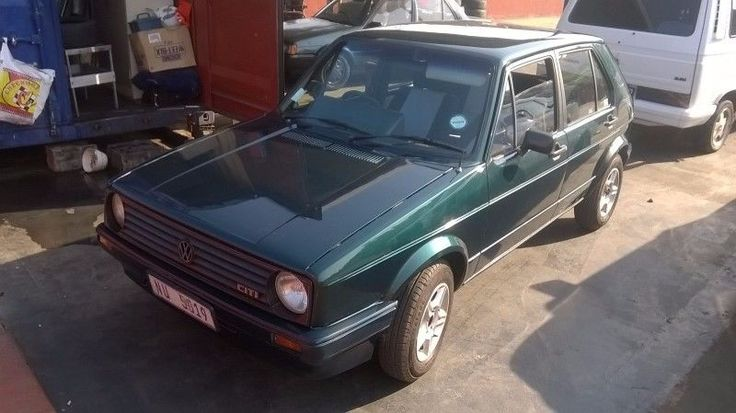 AUTOMATIC 1.6 Golf 1 - 1993 (PERFECT Mechanical Condition) Very Neat | Amanzimtoti | Gumtree South Africa | 140814298
