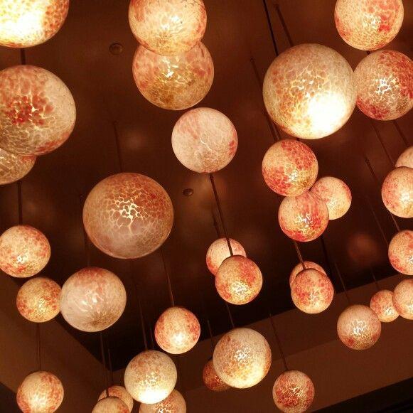 lighting at the Grand Casino Biloxi