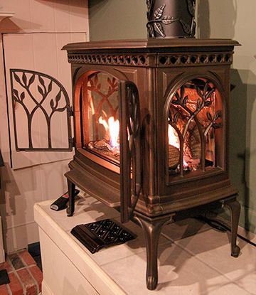 Gas stove installation in Lake Geneva WI