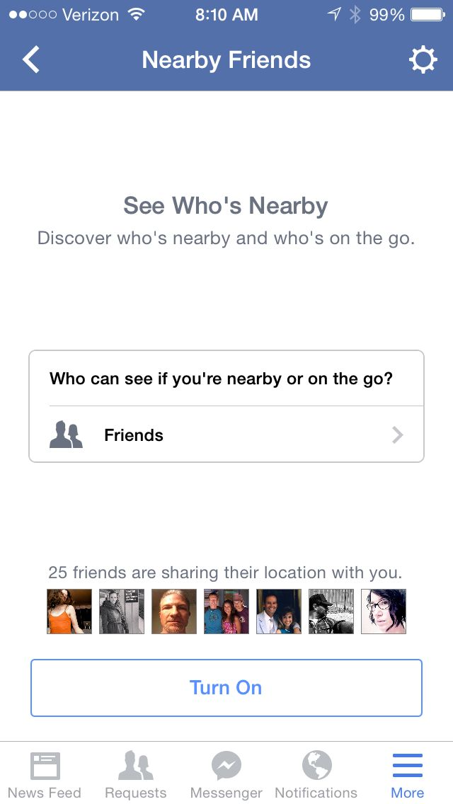 instagram account find friends settings ui mobile - Google Search