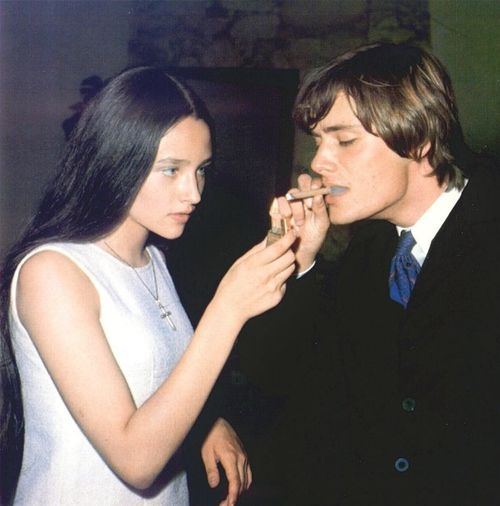 2kclub:    varsarche:    the originial Romeo and Juliet    they're so beautiful
