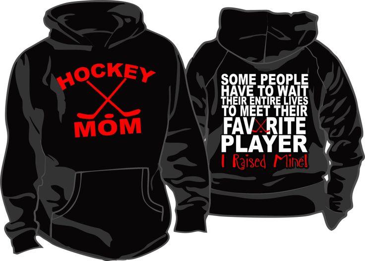 MAMÁ de HOCKEY jugador favorito sudadera con capucha de DaddyRabbitGraphics en Etsy https://www.etsy.com/mx/listing/207235987/mama-de-hockey-jugador-favorito-sudadera