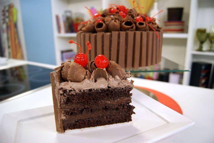 Kit Cake Kat | Receitas | Dia Dia