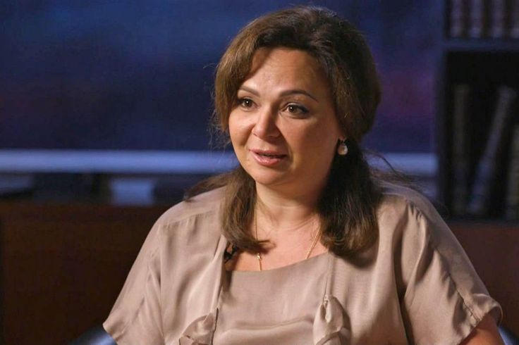 Attorney Natalia Veselnitskaya told NBC News' Keir Simmons in an exclusive interview Tuesday that she was simply looking for support in her opposition to the Magnitsky Act.