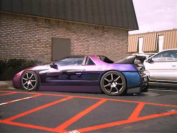 Pontiac fiero custom - Google Search                                                                                                                                                                                 More
