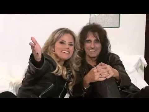 E! Vip Brasil Entrevista Alice Cooper ele foi Demolay é temente a Deus (...